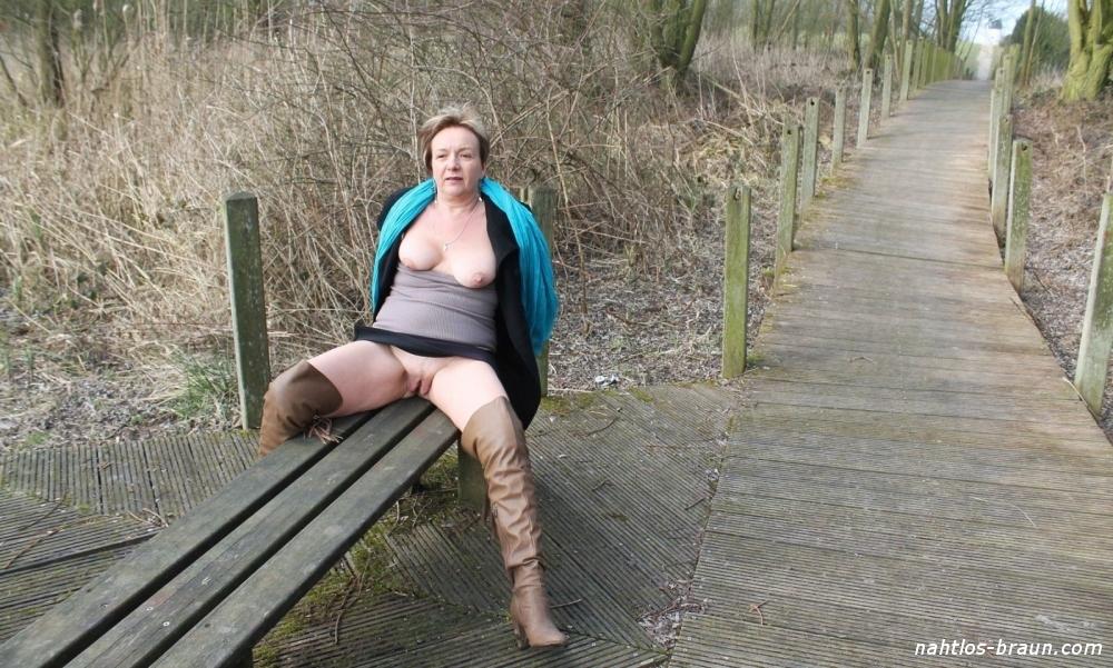 Freundin Milf Bruenette Swingersex