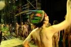 Видео Обнаженный Театр Бразилии